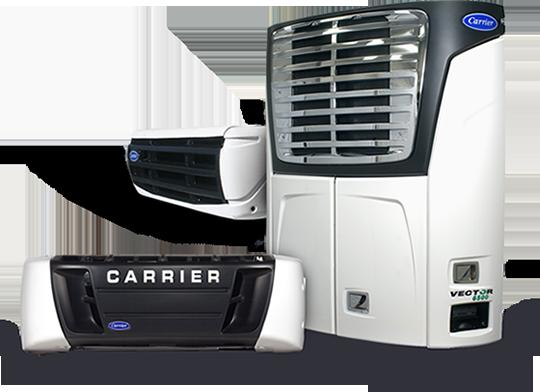 Refrigeration: Trailer Refrigeration Equipment Truck